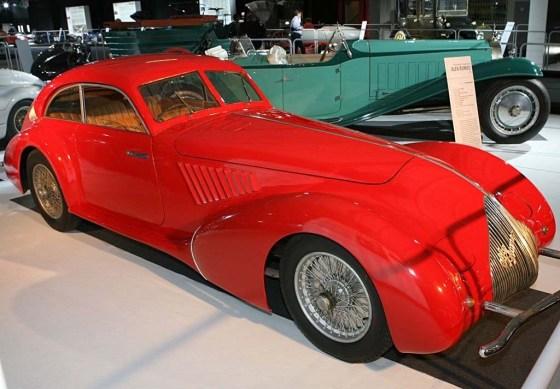 Alfa 8C 2900 B Pininfarina copy